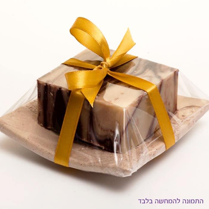 מארז סבון וסבוניה, מתנות לעובדים- לבנדר קוסמטיקה טבעית ואורגנית
