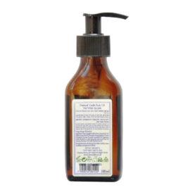 מרכיבים שמן גוף טבעי פטשולי וניל - לבנדר קוסמטיקה טבעית