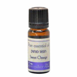 שמן אתרי תפוז מתוק טהור - לבנדר קוסמטיקה טבעית ורוקחות טבעית