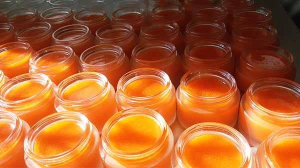 מוצרי קוסמטיקה טבעית עם אסטקסנטין - מיצוי האצה האדומה