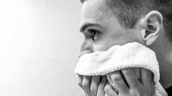 טיפוח פנים לגבר - לבנדר קוסמטיקה טבעית ורוקחות טבעית