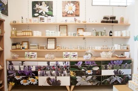 חנות קוסמטיקה טבעית בפרדס-חנה - לבנדר קוסמטיקה טבעית