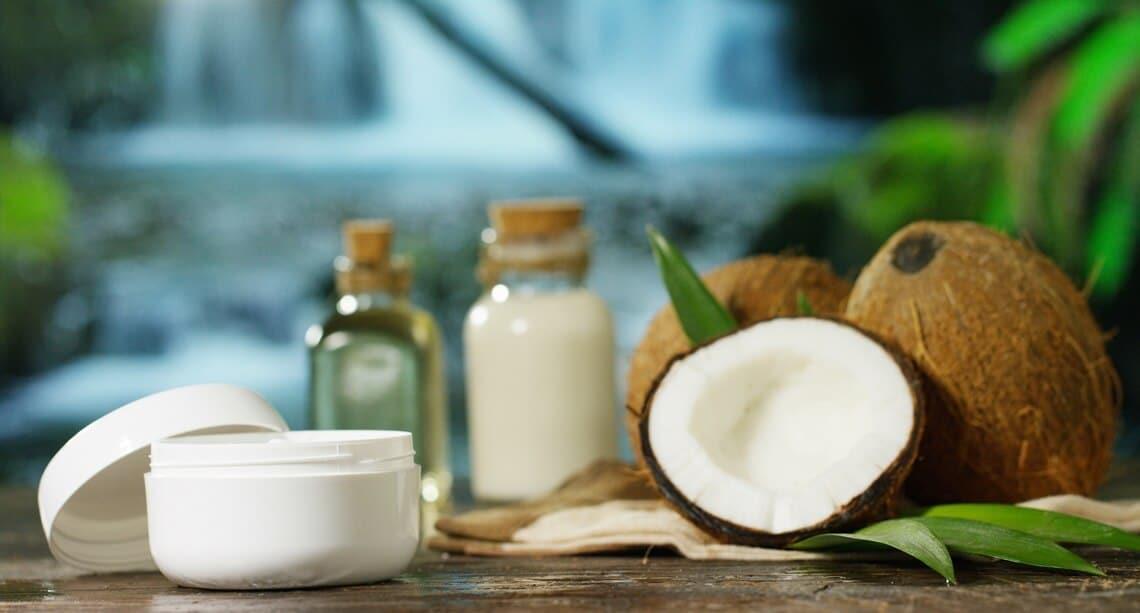 שמן קוקוס לפנים - לבנדר קוסמטיקה טבעית ורוקחות טבעית
