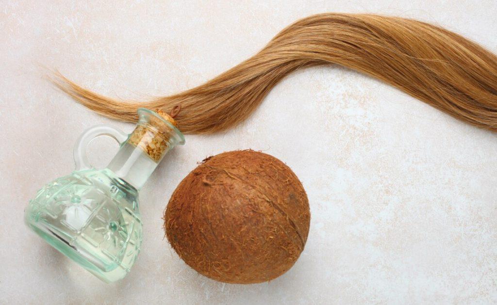 שמן קוקוס לטיפוח השיער - לבנדר קוסמטיקה טבעית ורוקחות טבעית