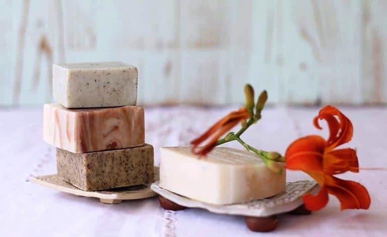 סבון טבעי משמן זית