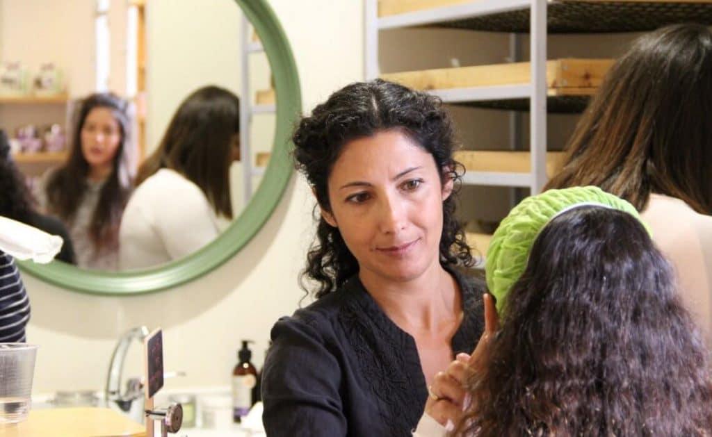 מיני טיפול פנים להתאמת מוצרי לבנדר קוסמטיקה טבעית