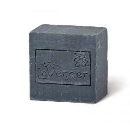 ניקוי פנים טבעי, סבון פחם פעיל לפנים ולגוף- לבנדר קוסמטיקה טבעית