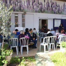 אירוח קבוצות בלבנדר קוסמטיקה טבעית ורוקחות טבעית