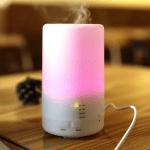 מפיץ ריח חשמלי נייד - לבנדר קוסמטיקה טבעית ורוקחות טבעית