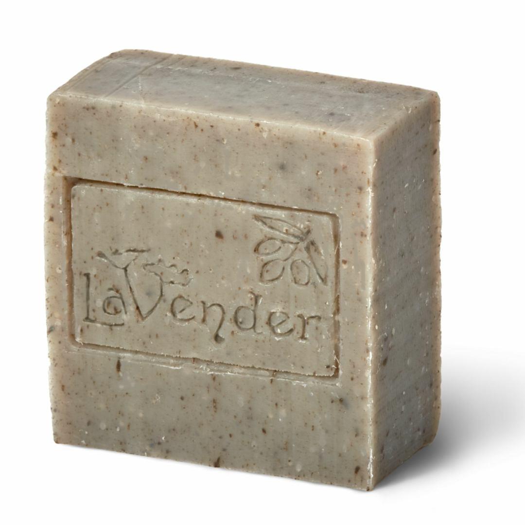סבון מוצק טבעי משמן זית עם בוץ מים המלח