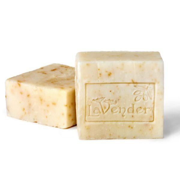 סבון מוצק טבעי לבנדר מבית לבנדר קוסמטיקה טבעית