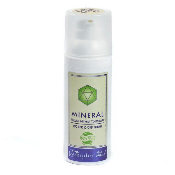 משחת שיניים טבעית מינרלית מבית לבנדר קוסמטיקה טבעית